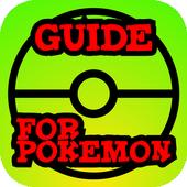 Guide for Pokemon icon
