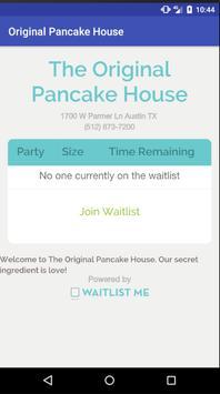 Original Pancake House screenshot 1