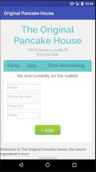 Original Pancake House screenshot 2