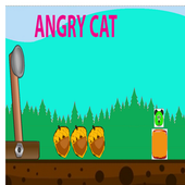Angry Cat Game icon