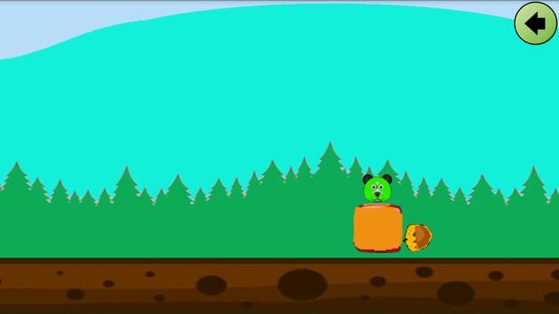Angry Cat Game screenshot 1