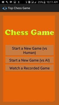 Top Chess Game poster