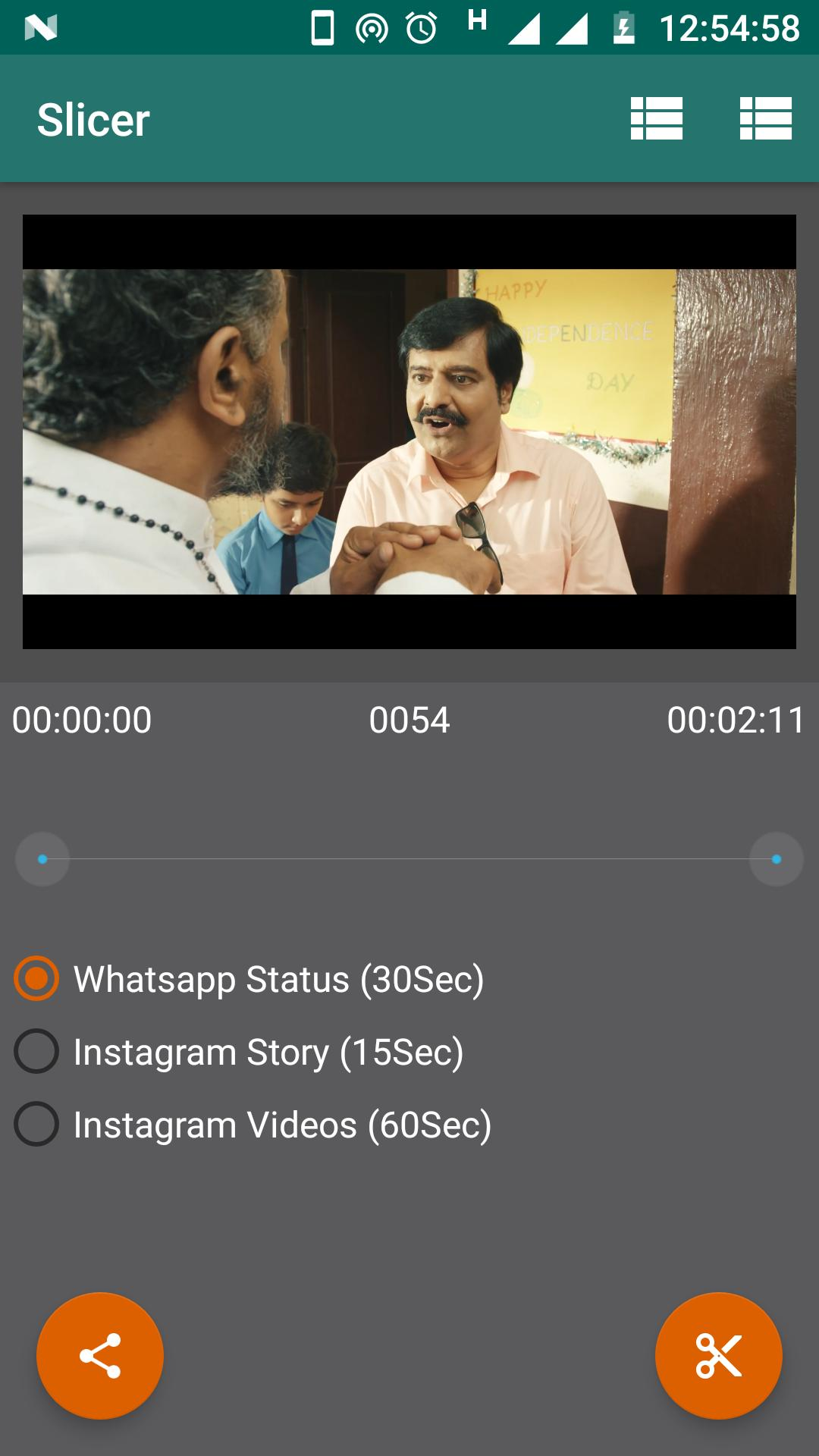 Status Video Cutter App 2018 for WhatsApp for Android - APK