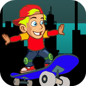 Juju Skater Surfer icon