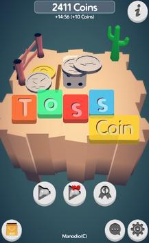 Toss Coin poster