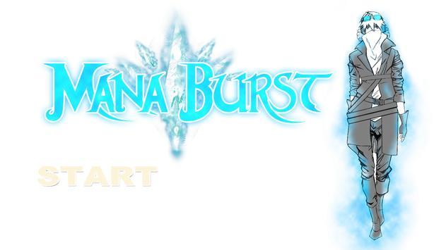 Mana Burst poster