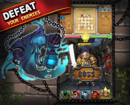 Dungeon Monsters - 3D Action RPG (free) apk screenshot