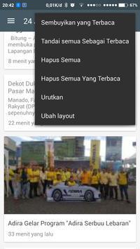 Manado Hari Ini screenshot 2