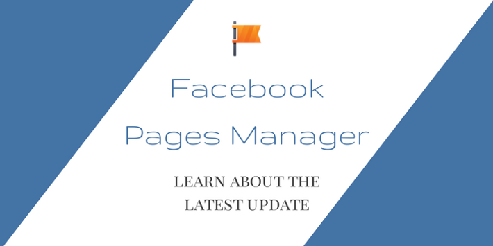 Pages Manager poster