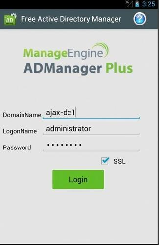 Free Active Directory Manager for Android - APK Download