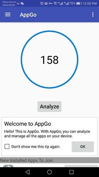 AppGo, Android App Manager poster