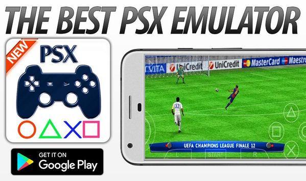 PRO Emulator For PSX Games poster