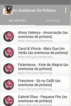 As Aventuras De Poliana Soundtrack screenshot 2