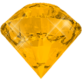 Gold Diamond Live Wallpaper icon