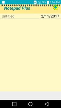 Notepad Plus screenshot 3