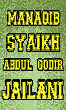 Manaqib Syaikh Abdul Qodir Edisi Terlengkap apk screenshot