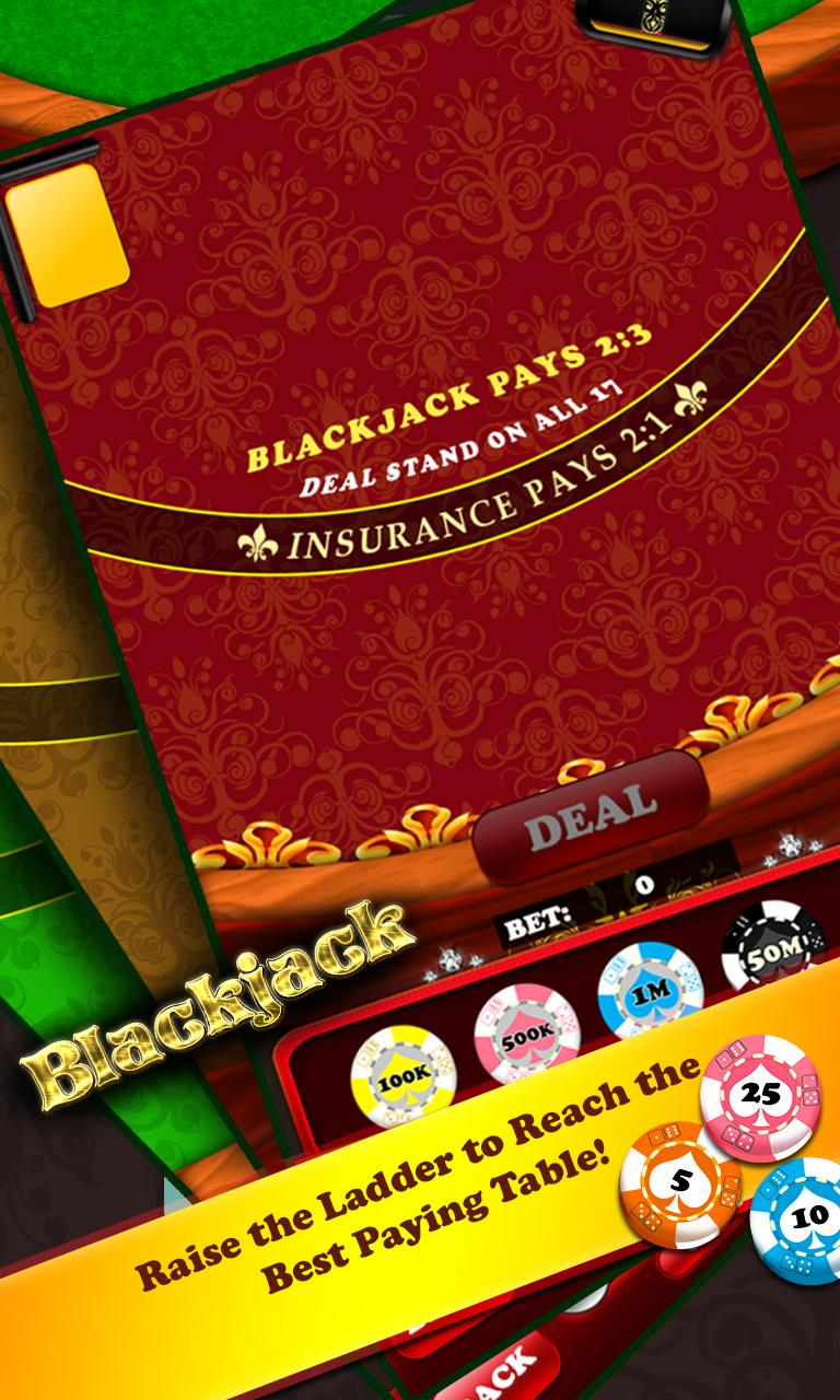 Blackjack 21 pro apk