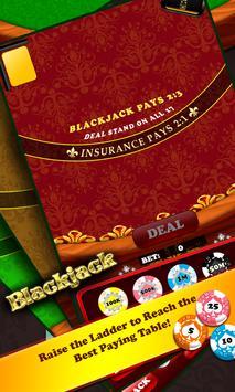 Blackjack 21 Pro : Casino Game apk screenshot