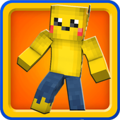 Anime skins for minecraft icon