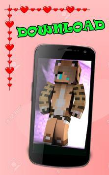 Skins for girls minecraft pe screenshot 2