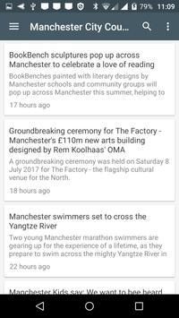 Manchester free news screenshot 4
