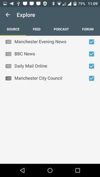 Manchester free news screenshot 5