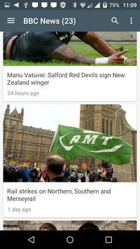 Manchester free news screenshot 1