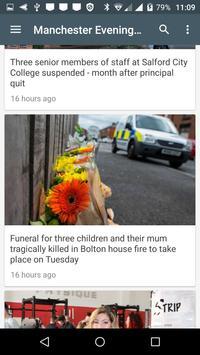 Manchester free news screenshot 3