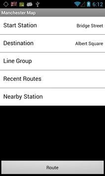Manchester Map screenshot 4