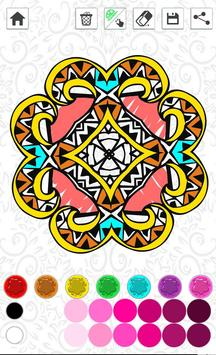 Mandalas Coloring Pages screenshot 3