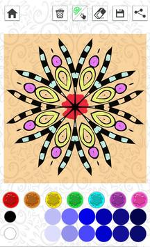 Mandalas Coloring Pages poster