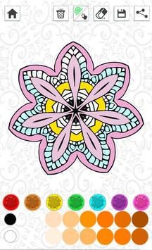 Mandalas Coloring Pages screenshot 1