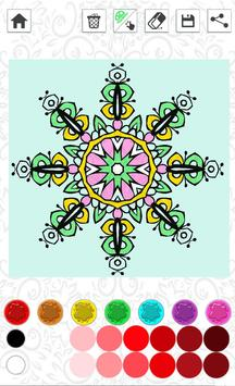 Mandalas Coloring Pages screenshot 2