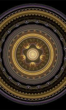 Mandala2 Wallpaper screenshot 3