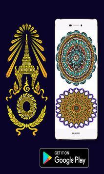 Mandala ColorFy Coloring 2018 poster
