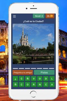 Adivina La Ciudad screenshot 1