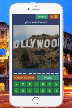 Adivina La Ciudad screenshot 2