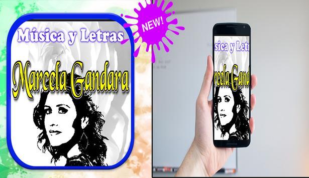 Marcela Gandara Música y Letra poster