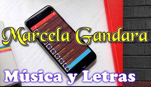 Marcela Gandara Música y Letra apk screenshot