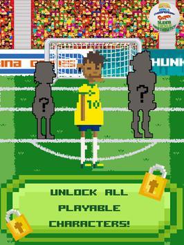 Brazil Soccer Sliding Tackle screenshot 7