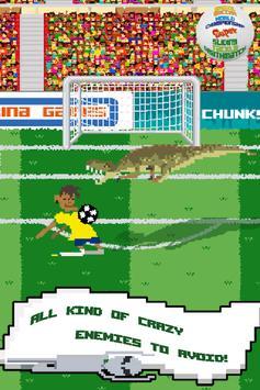 Brazil Soccer Sliding Tackle screenshot 2