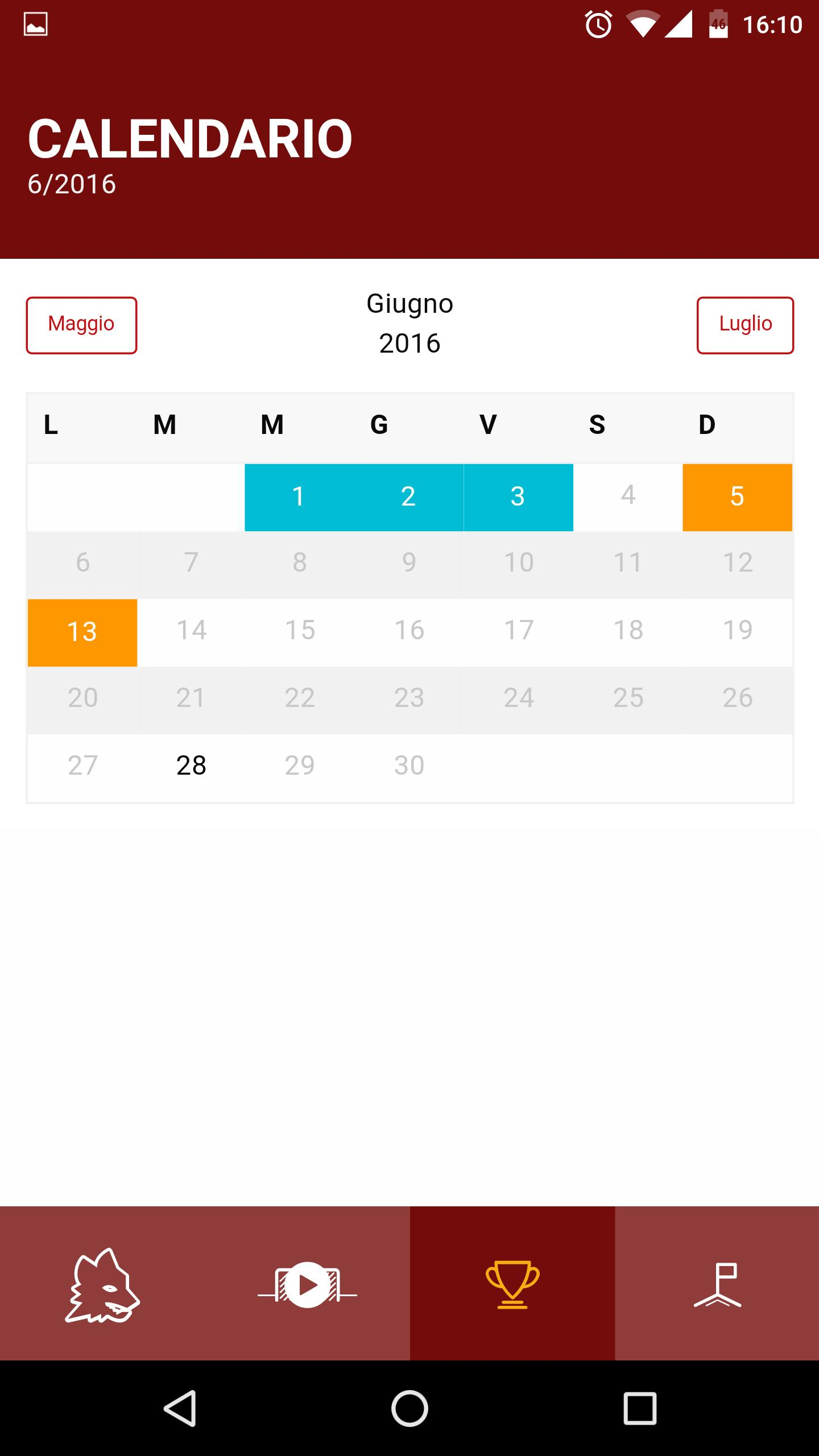Calendario Asroma.As Roma System For Android Apk Download