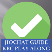 Guide for JioChat with Play KBC along icon