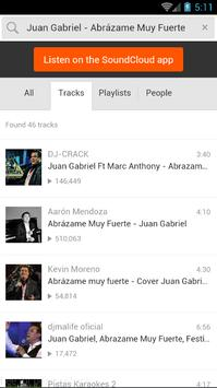 Juan Gabriel - Canciones screenshot 3