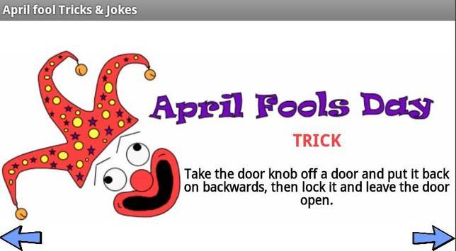 April Fool Tricks & Jokes poster