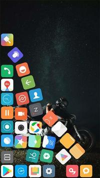 Подвижная иконка - приложения и фото иконку скриншот 2