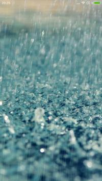Rainy mood live wallpaper apk screenshot