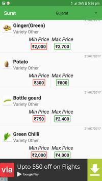 Mandi Rates screenshot 3