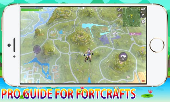 Pro Guide For FortCrafts Battleground Pro Player screenshot 12