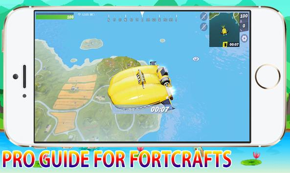 Pro Guide For FortCrafts Battleground Pro Player screenshot 1